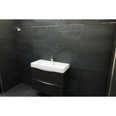 Mineral Nero, Black Porcelain Tiles, Black Tiles